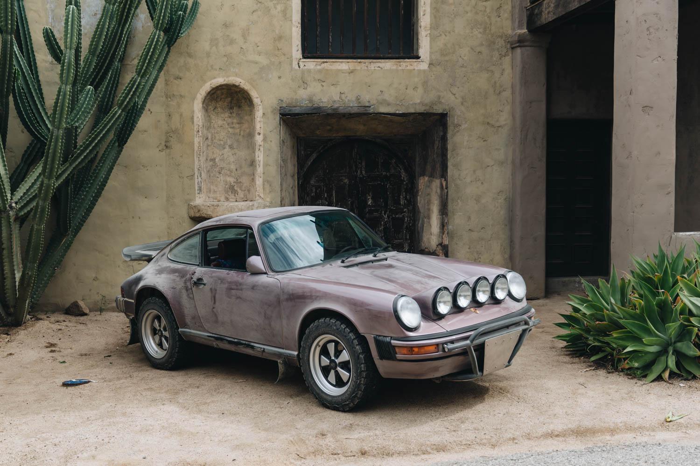 Luftgekühlt Baja Porsche