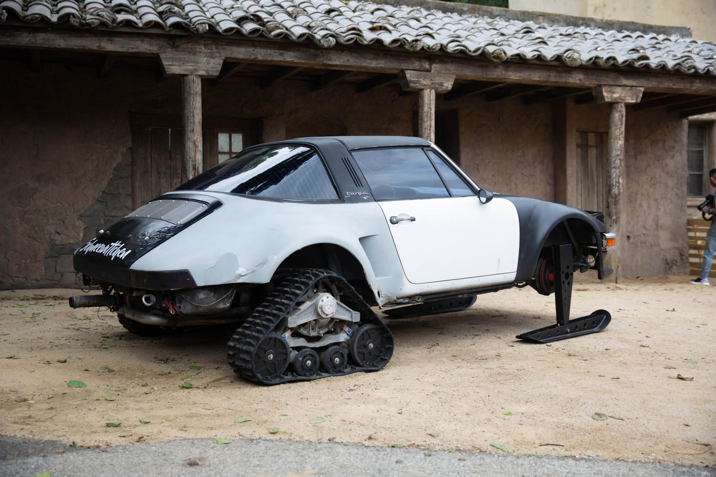 Luftgekühlt tread Porsche