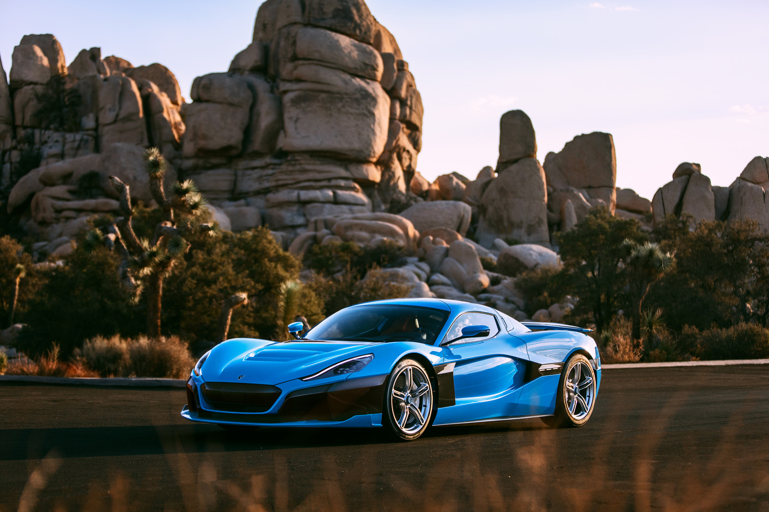 Hyundai invests in Rimac and will collaborate on an EV sports car