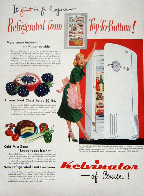 Kelvinator Ad