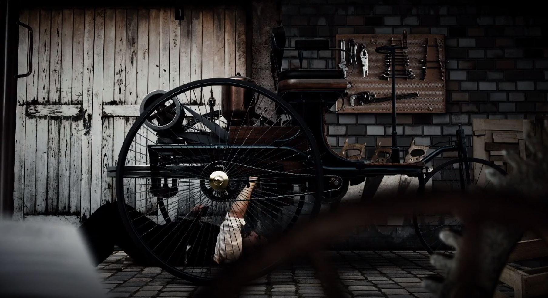 PBS Breakthrough Benz Wagon
