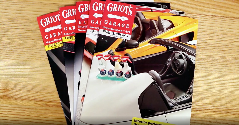 Griot's Garage catalog