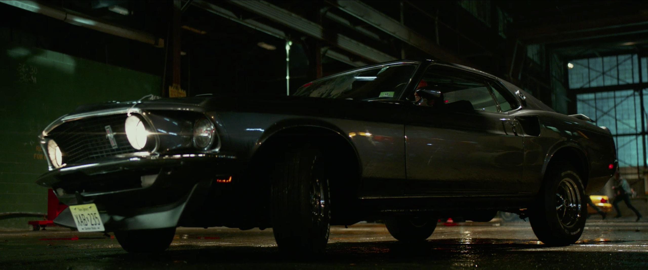 John Wick: Chapter 2 Mustang