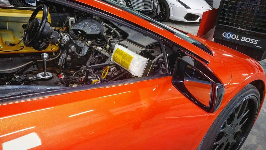 Lamborghini Murcielago side mirror