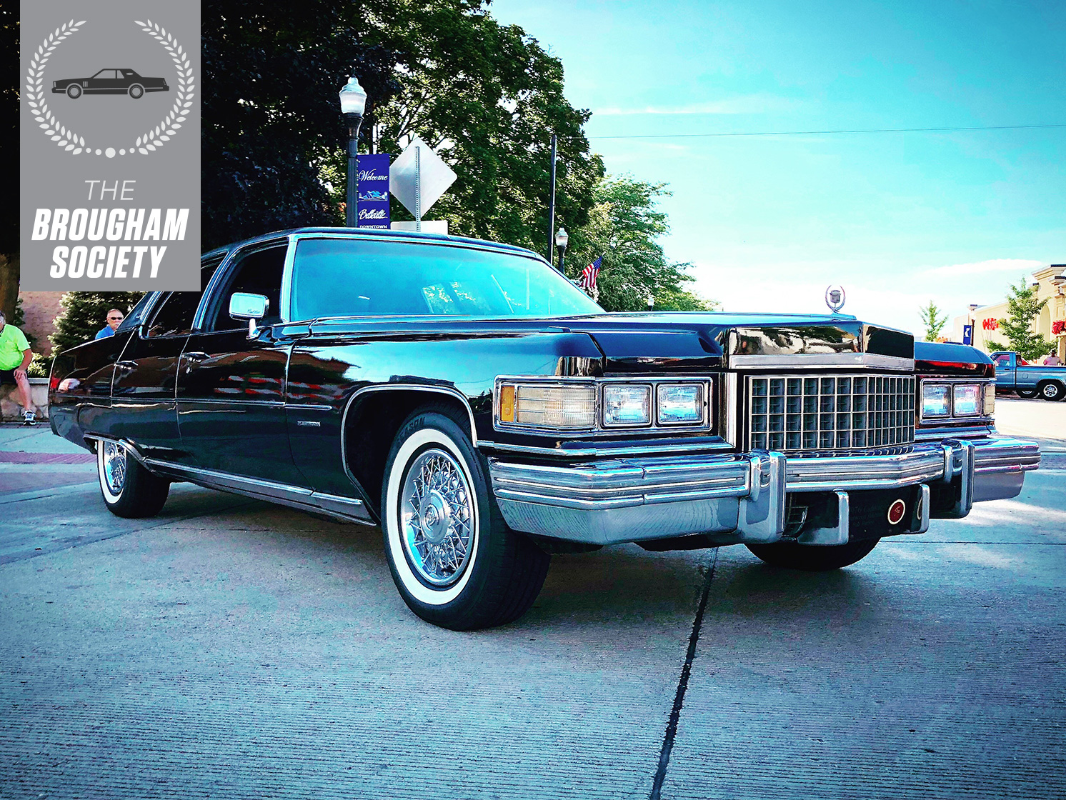 The Cadillac Fleetwood Talisman was king of the dinosaurs