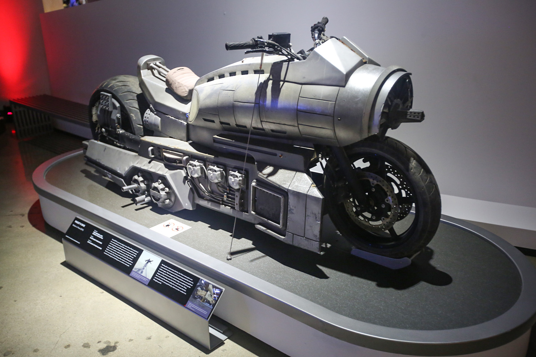 Movie motorcycle
