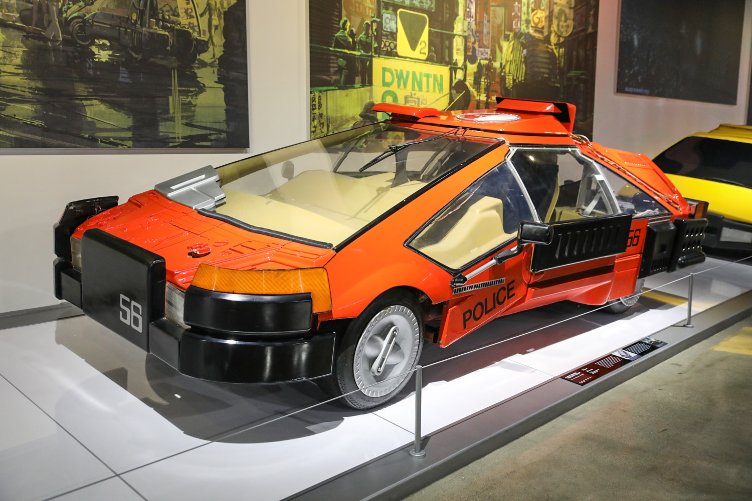 Where Hollywood's movie car people get their inspiration