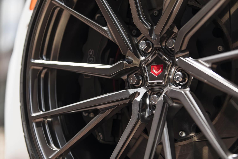 Volkswagen Arteon R-Line SEMA Concept wheel
