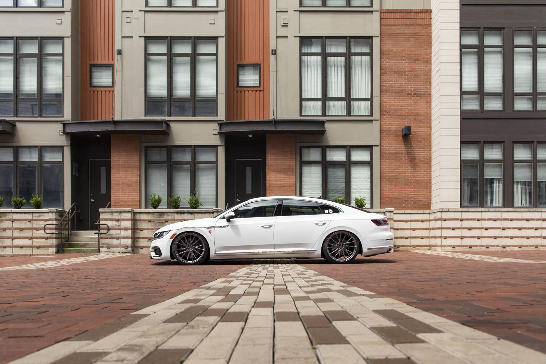 Volkswagen Arteon R-Line SEMA Concept profile