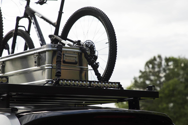 Volkswagen Atlas Basecamp Concept foor rack