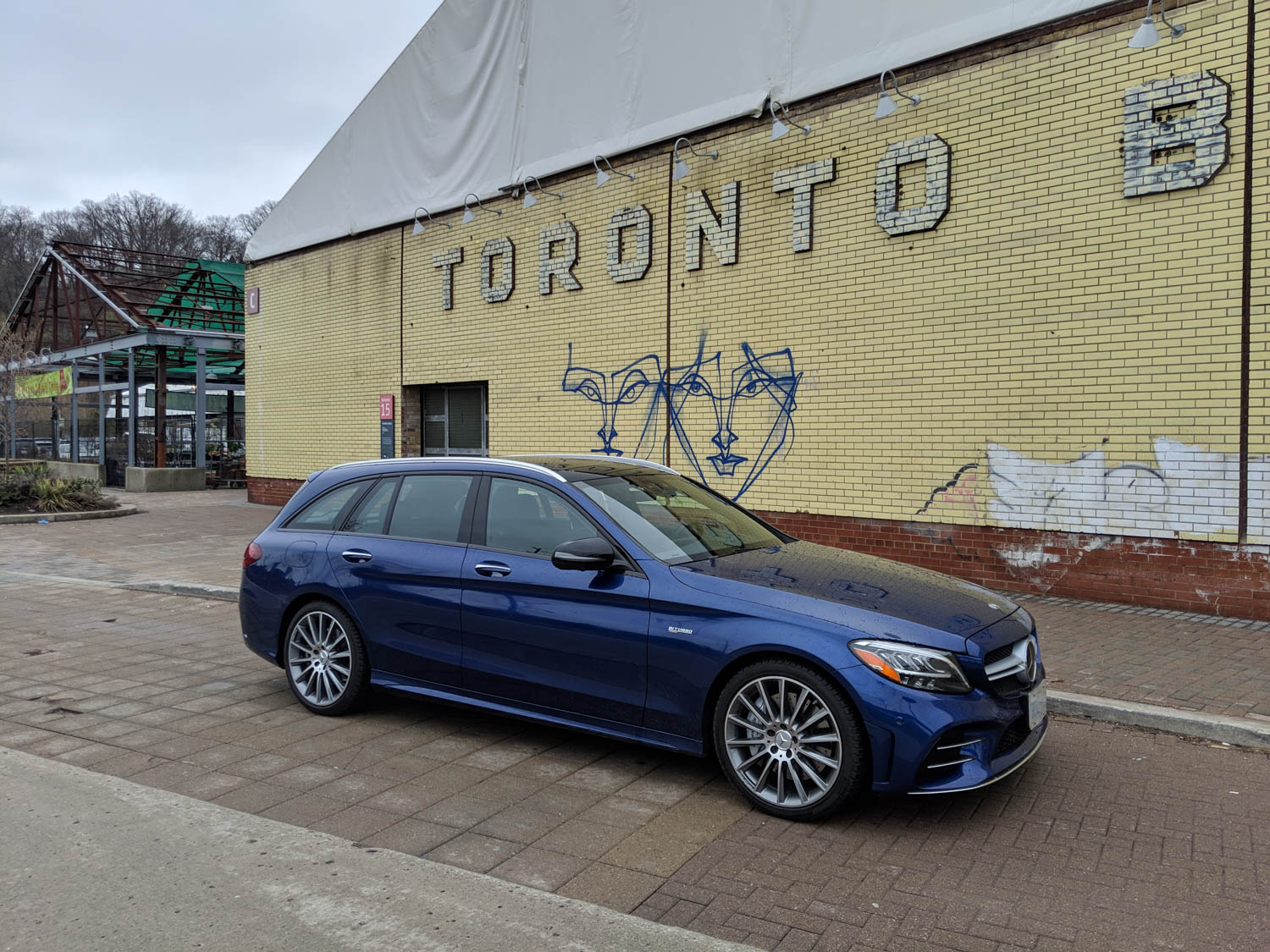 Driving the Canada-only AMG wagon that Americans can only dream of thumbnail
