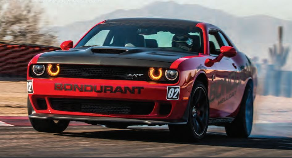 Bondurant driving school secures new ownership, keeps Dodge deal