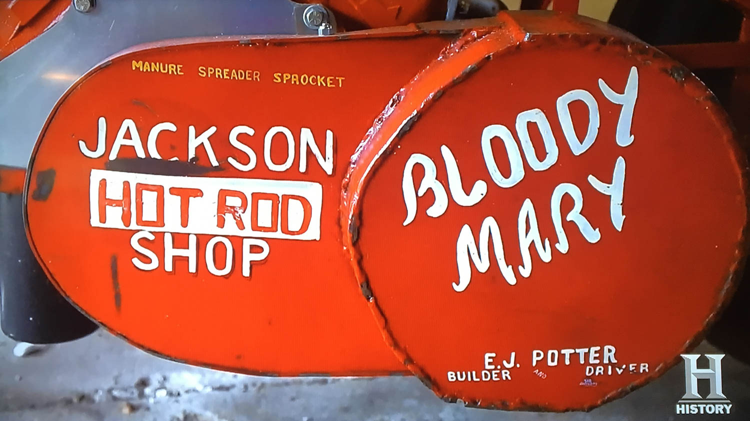 Jackson hot rod shop bloody mary