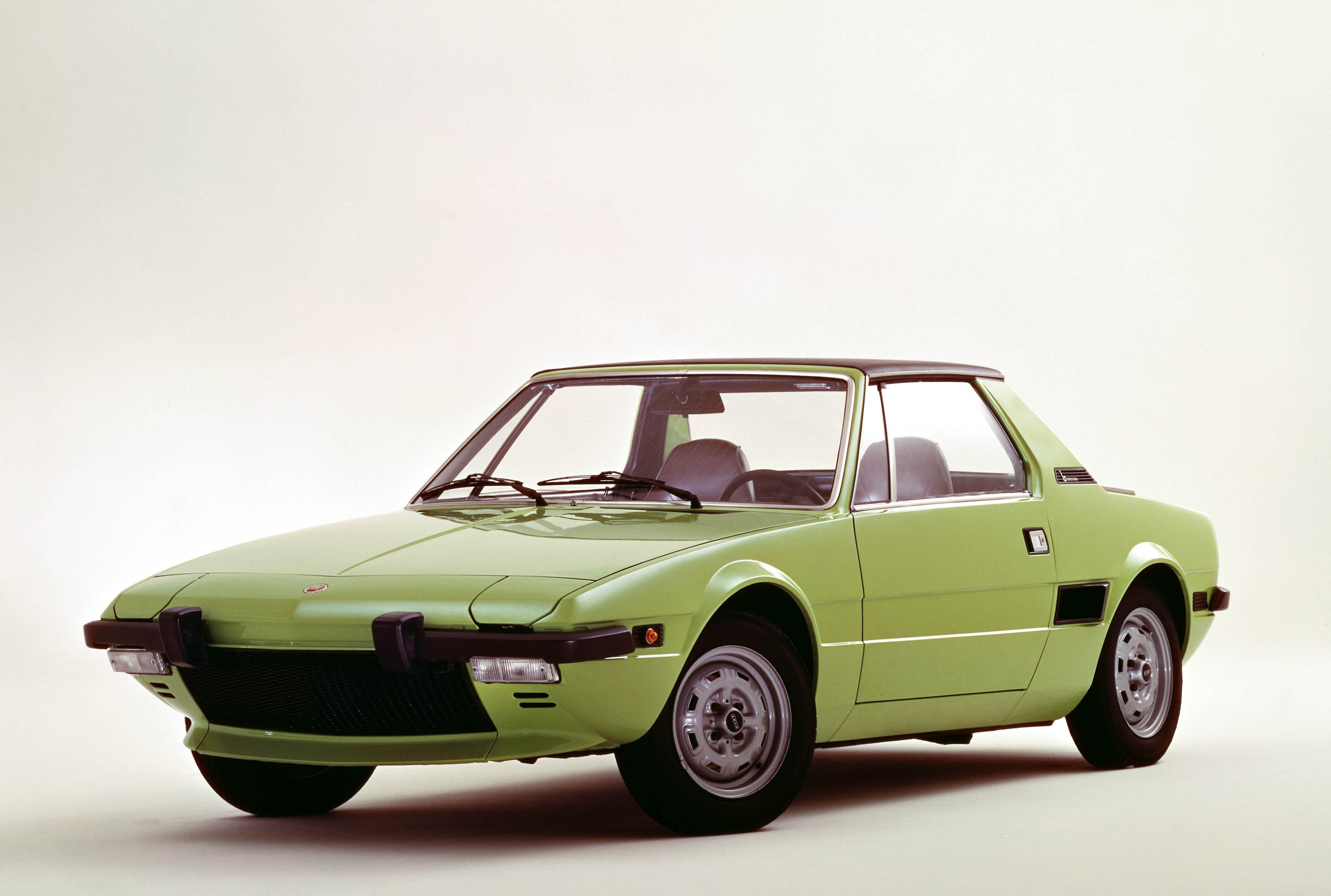 The 1974–82 Fiat X1/9 is one hot ride (well, it's heating up anyway)