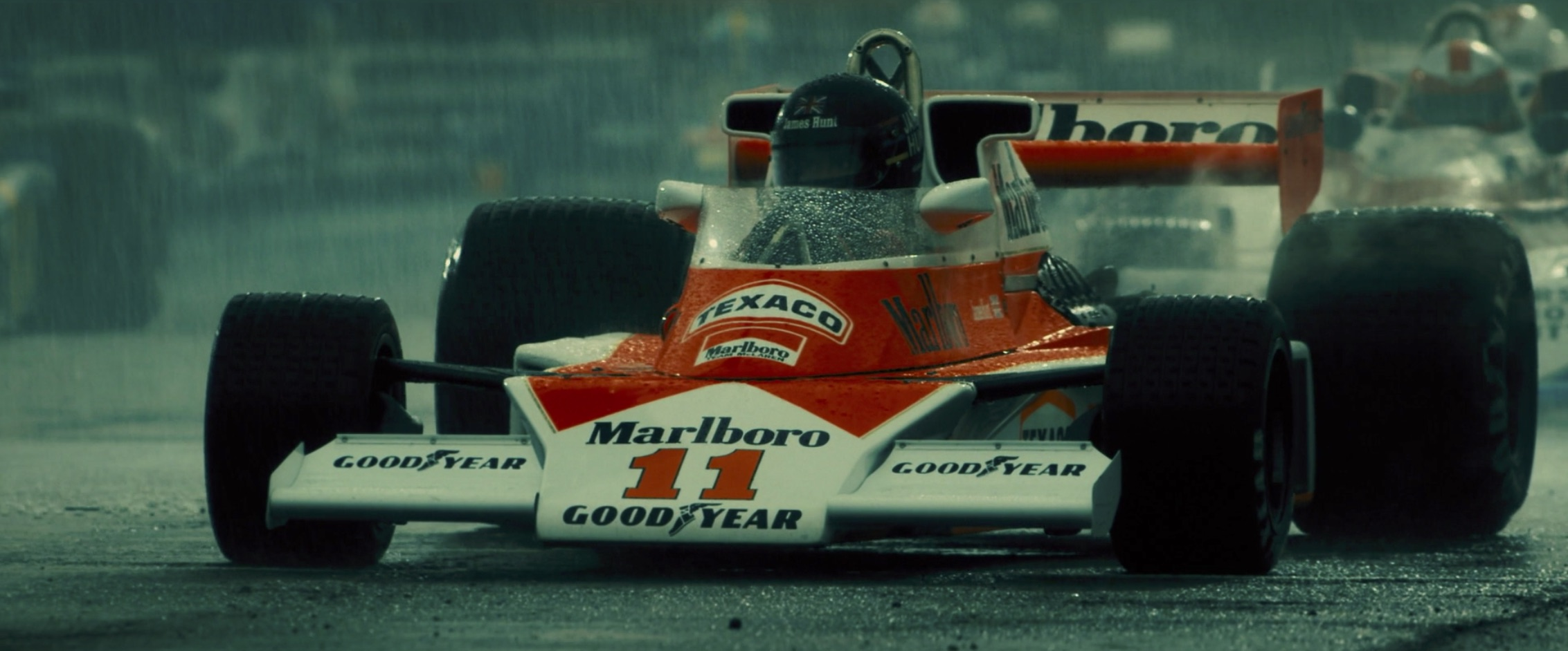 Rush perfectly captures the danger and excitement of 1970's F1