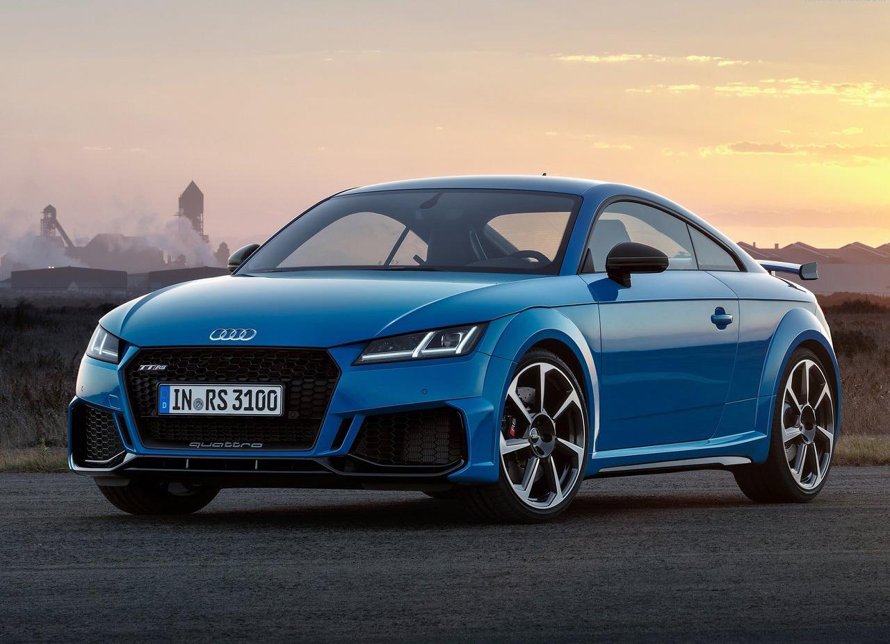 Audi TT going away in favor of EVs thumbnail