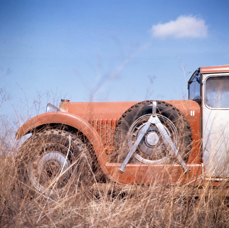 forgotten Bugatti
