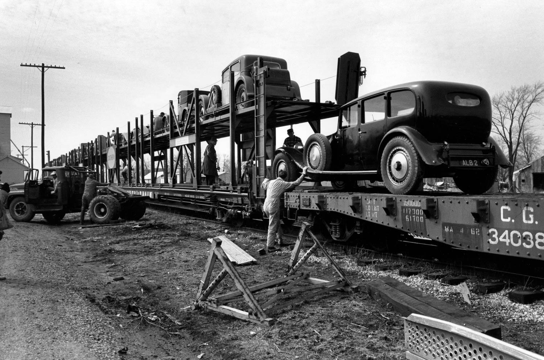 Bugatti train