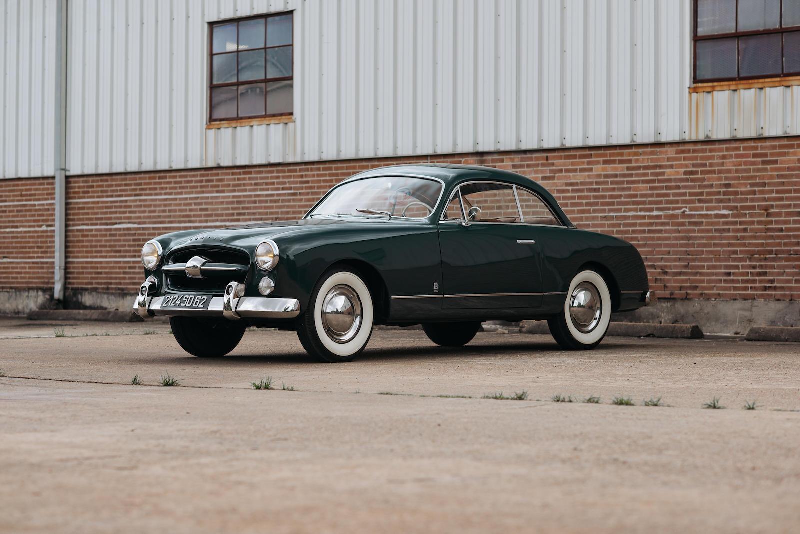 1953 Facel Ford Comète
