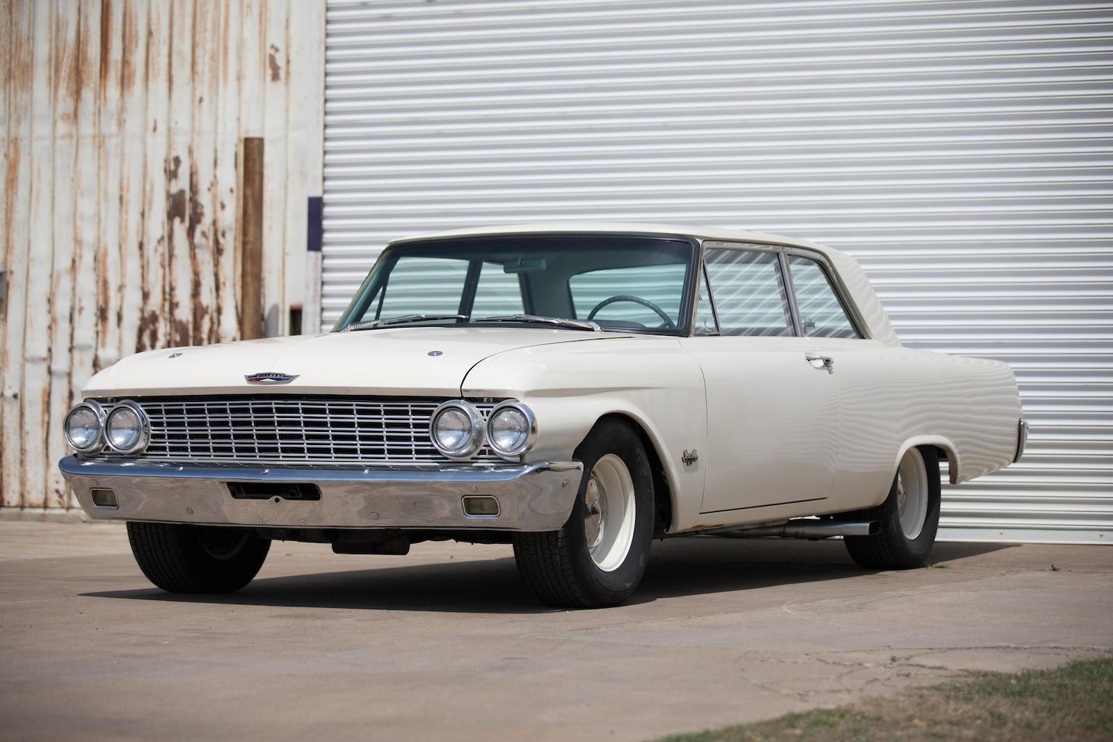 1962 Ford Galaxie 483