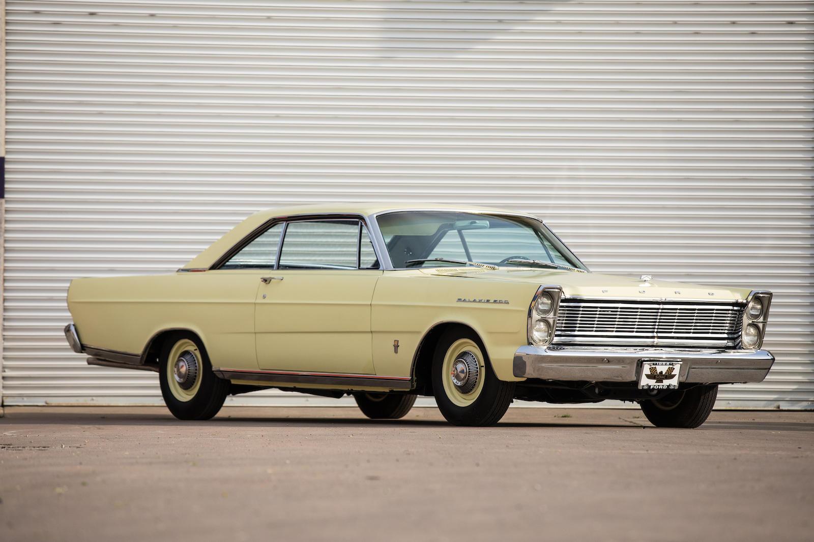 1965 Ford Galaxie 500 M-Code
