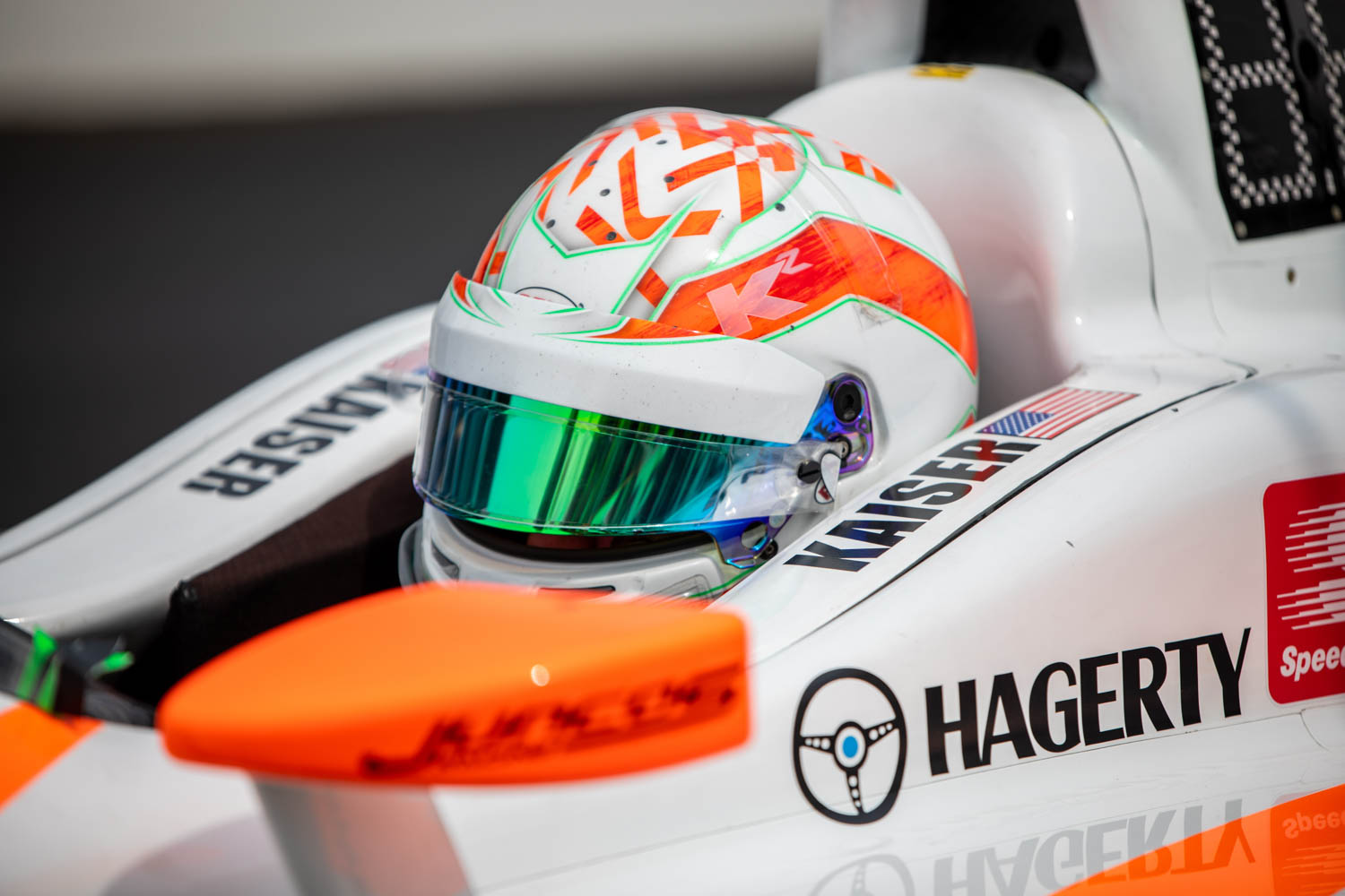 Juncos racing and Hagerty
