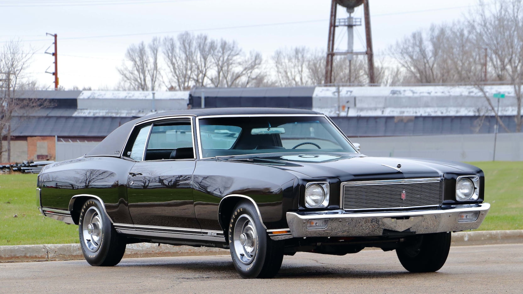 1971 Monte Carlo SS front