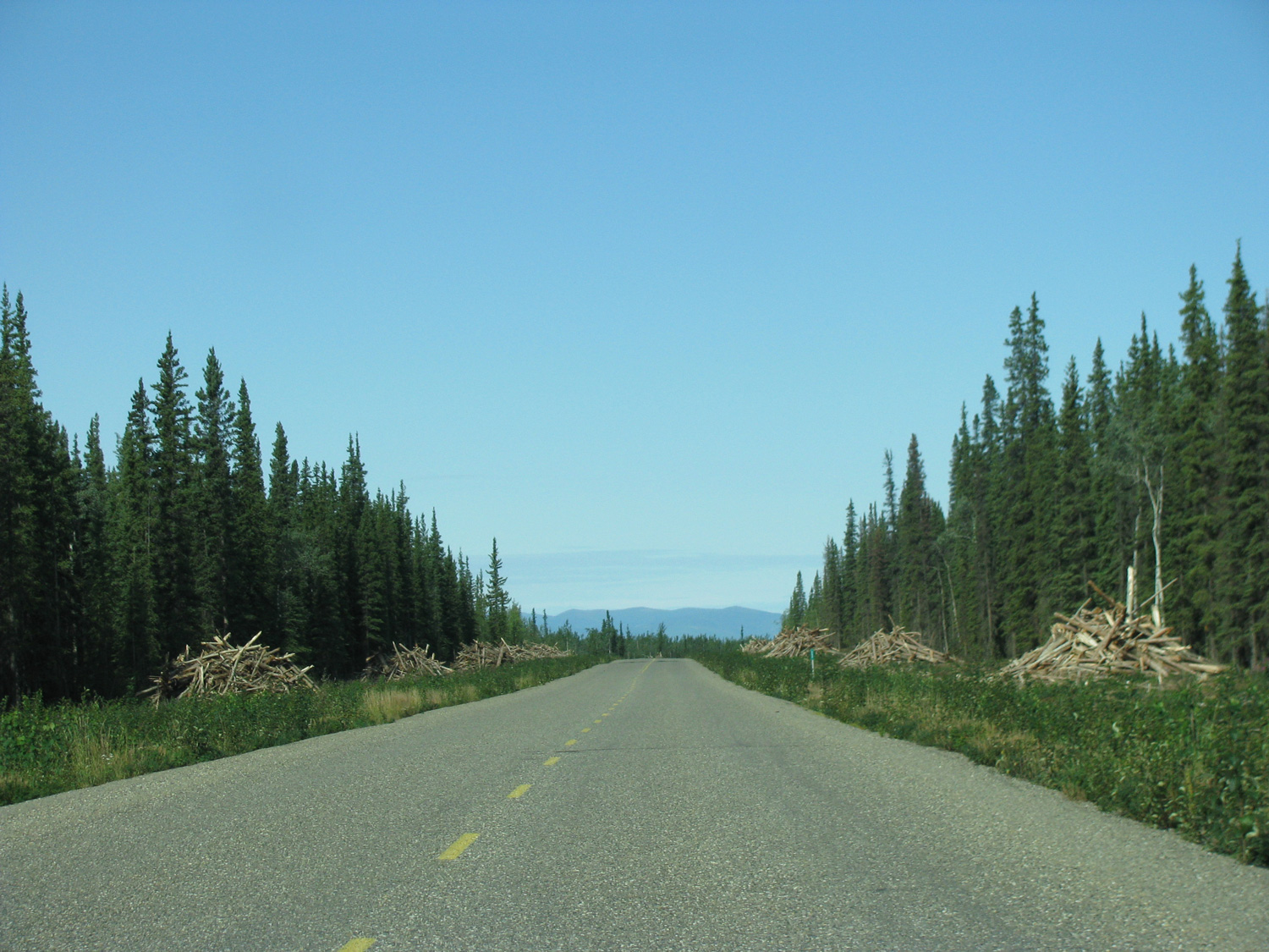 The Klondike Highway, Yukon