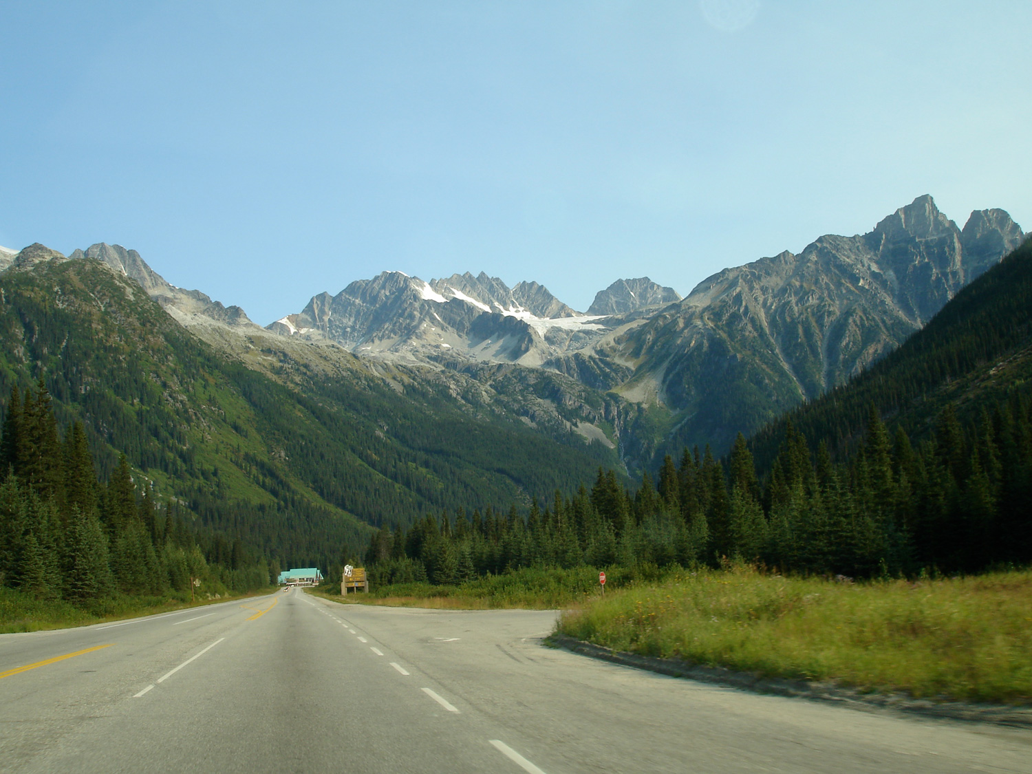 Rogers Pass, British Columbia