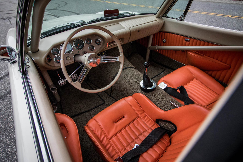 1963 Studebaker Avanti interior