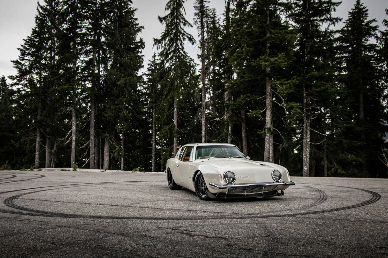 1963 Studebaker Avanti front 3/4