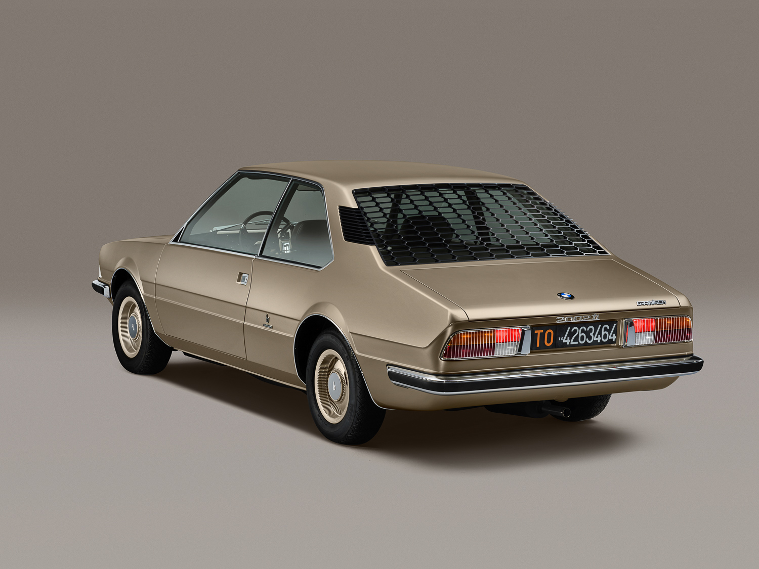 BMW Garmisch rear 3/4