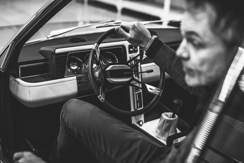 BMW Garmisch driver