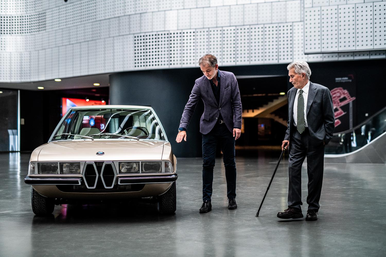 BMW Garmisch designer