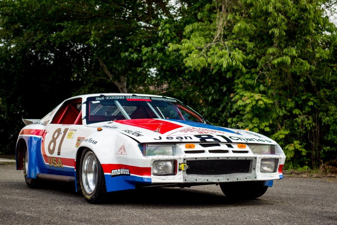 This Le Mans-veteran '82 Camaro still looks the part thumbnail