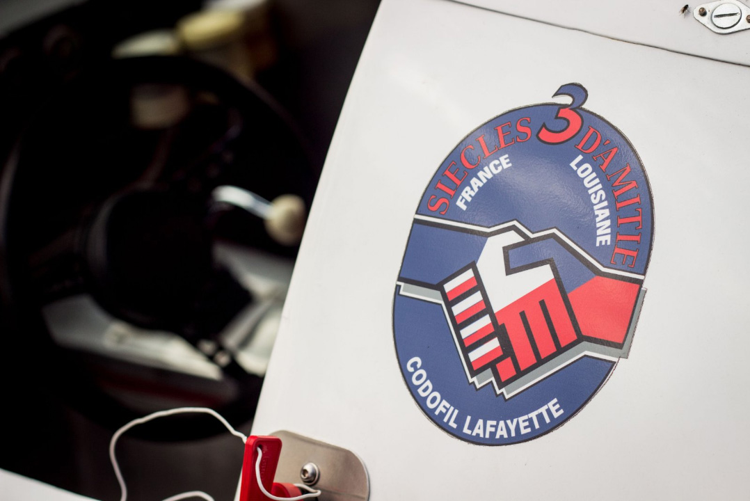1982 Chevrolet Camaro IMSA GTO stickers