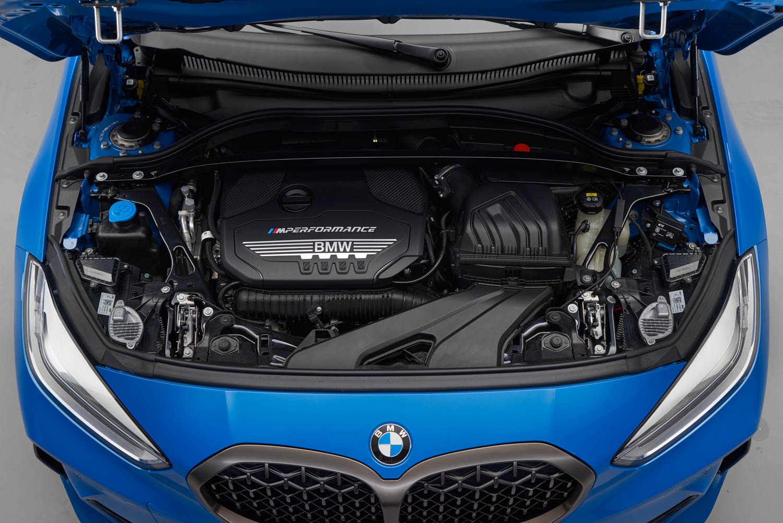 BMW 1 Series engine