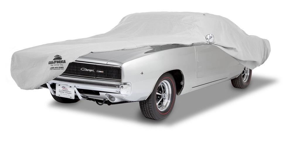 Silver Charger Dustop cover