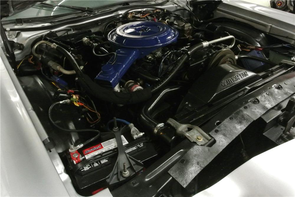 1979 Ford Ranchero engine