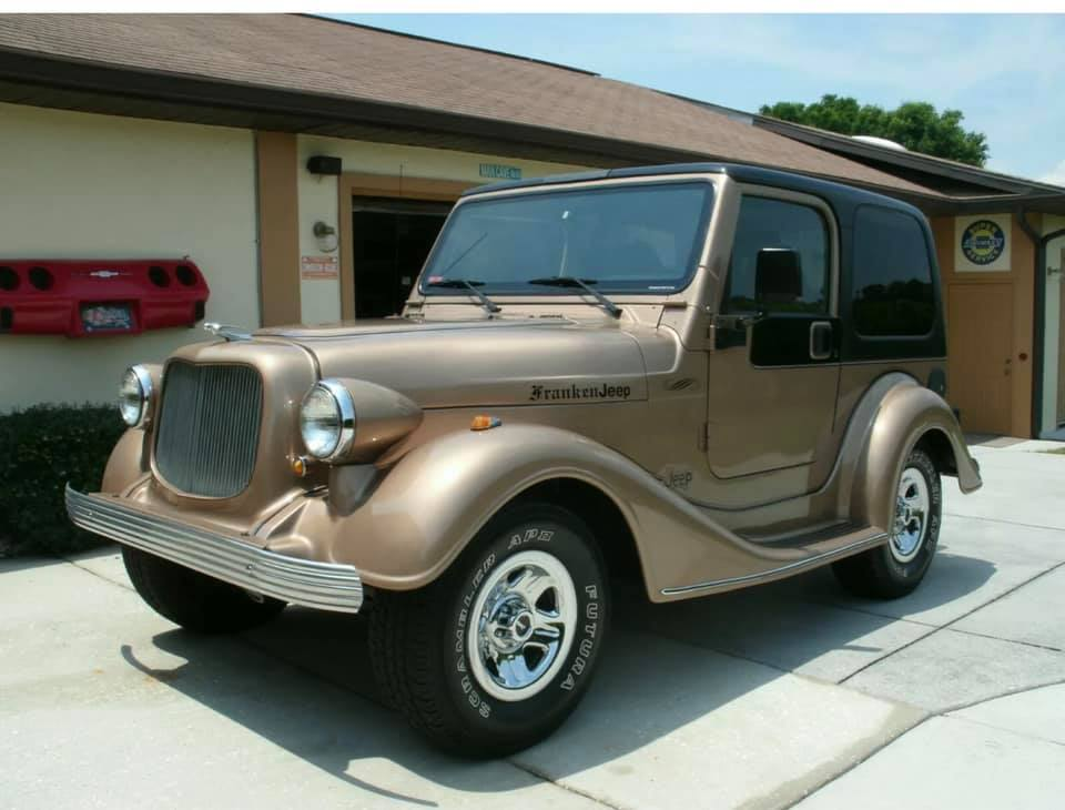 Is this B.A.D. 1999 Jeep Wrangler a full classic? thumbnail