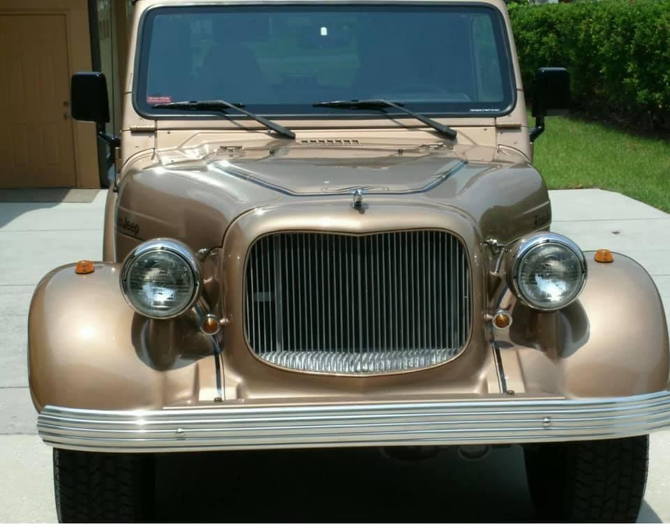 1999 Ballistic Automotive Designs Jeep front