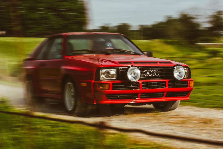 Kettler Motorsport Audi Quattro