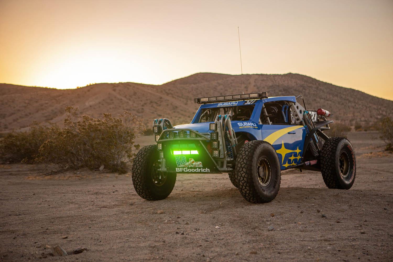 Subaru takes class win at the 51st Baja 500 thumbnail