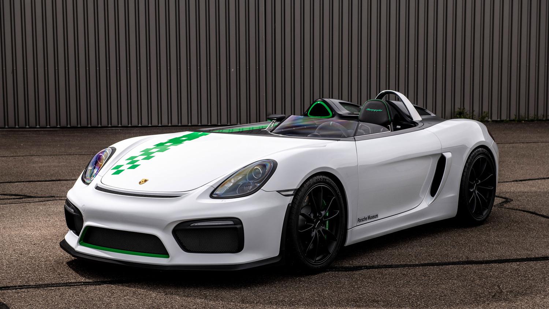 2019 Porsche Boxster Bergspyder