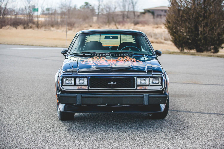 1979 AMC AMX front