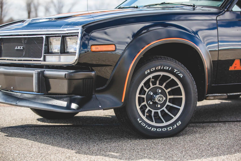 1979 AMC AMX wheel