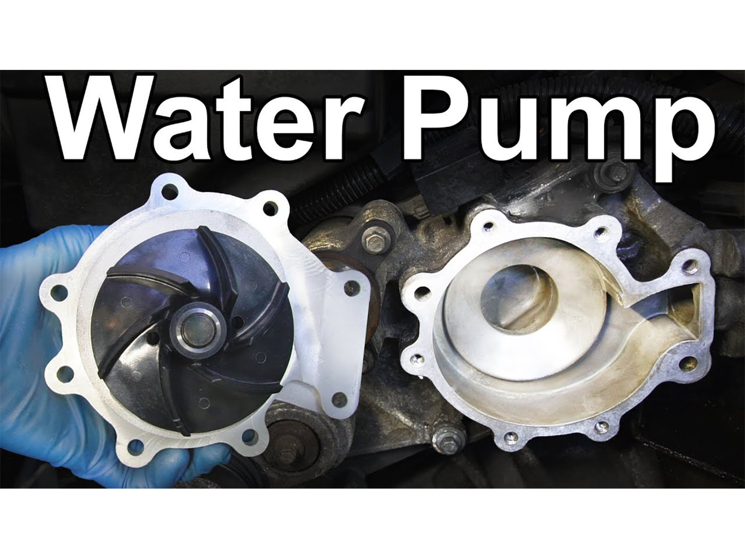 How to replace a water pump to keep your car running cool thumbnail