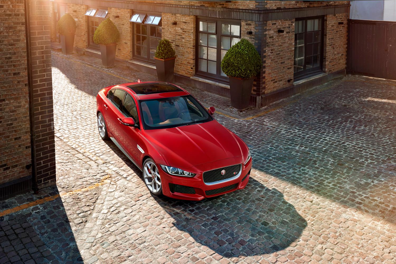 2014 Jaguar XE S