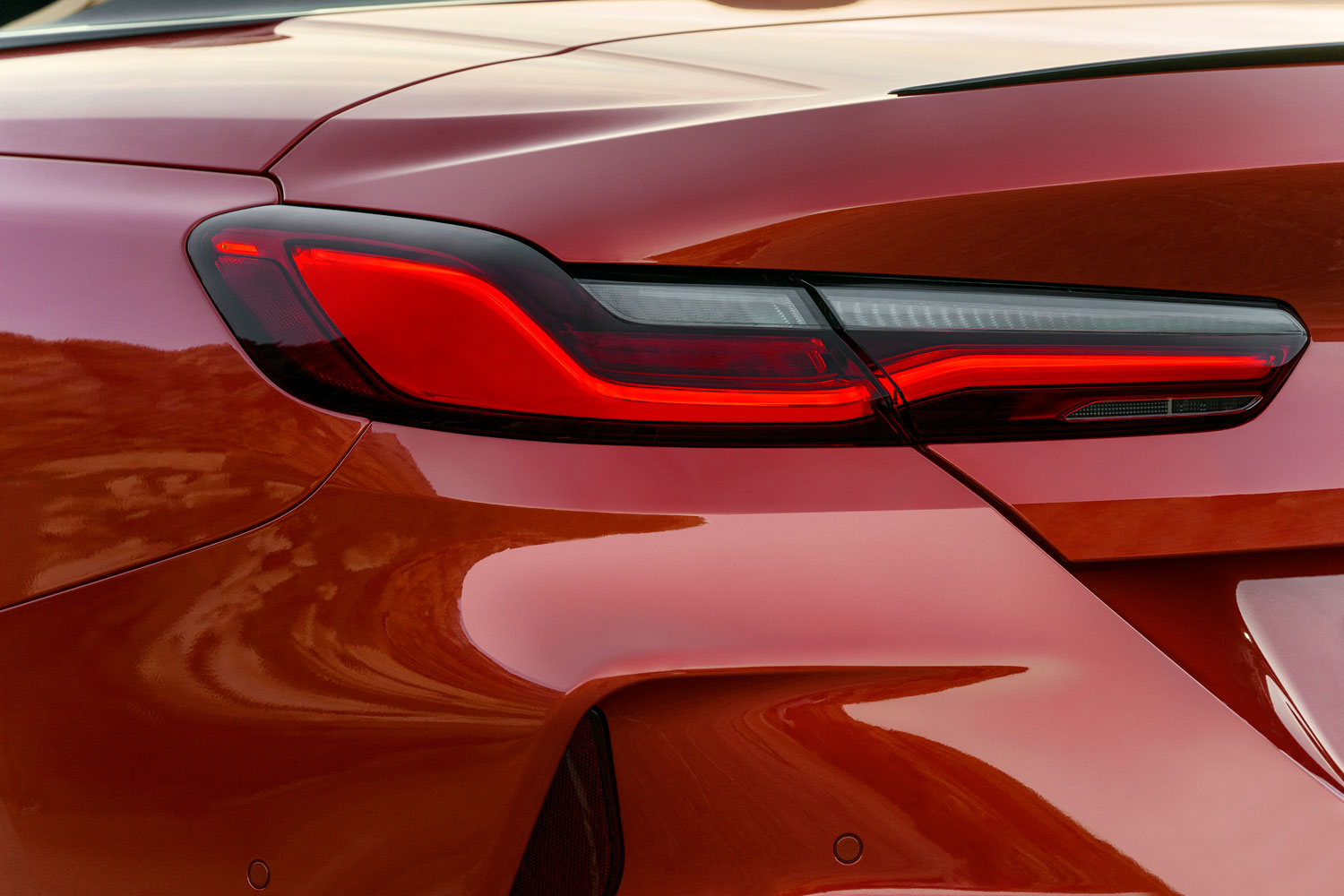 BMW M8 Competition Convertible Exterior Detail