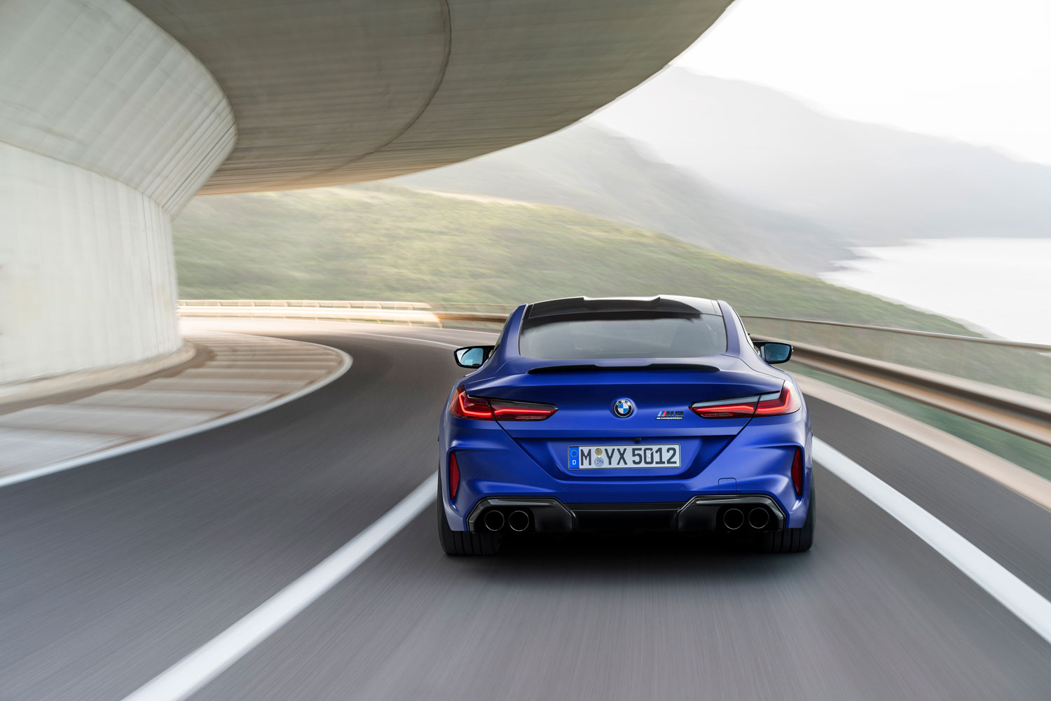 BMW M8 Competition Coupe Exterior